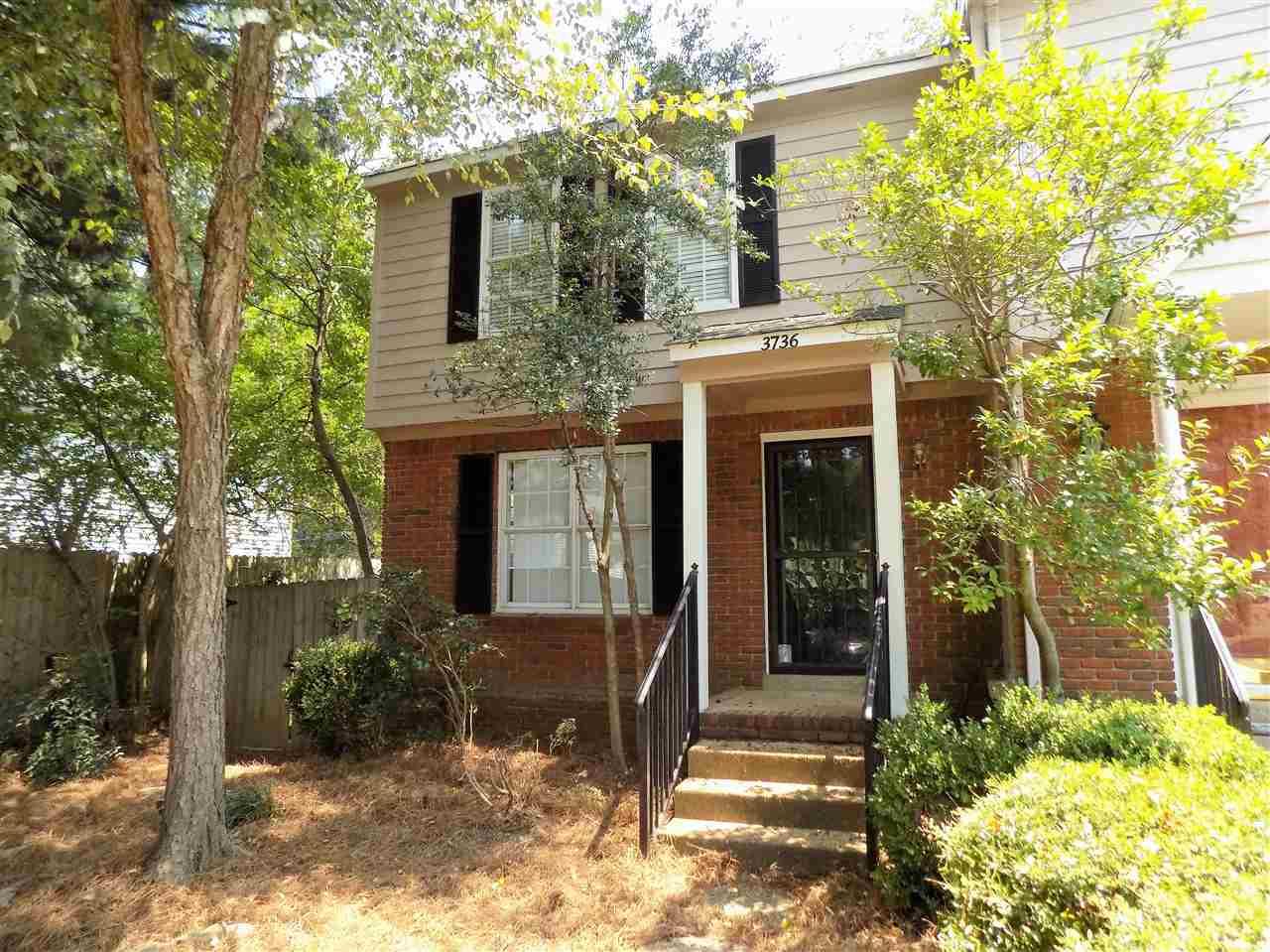 3736 Charleston Square Memphis, TN 38122 - MLS #: 10008861