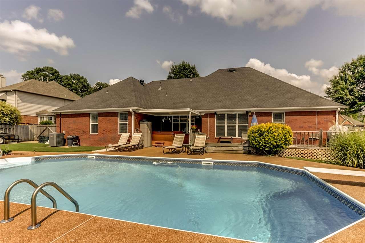 4493 Glenchase Bartlett, TN 38135 - MLS #: 10008943