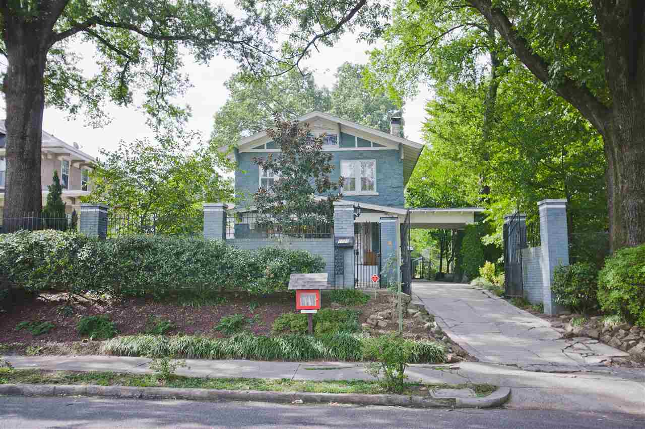 1723 Peabody Memphis, TN 38104 - MLS #: 10008979