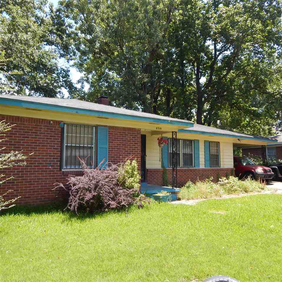 3710 Elm Park Memphis, TN 38118 - MLS #: 10008993