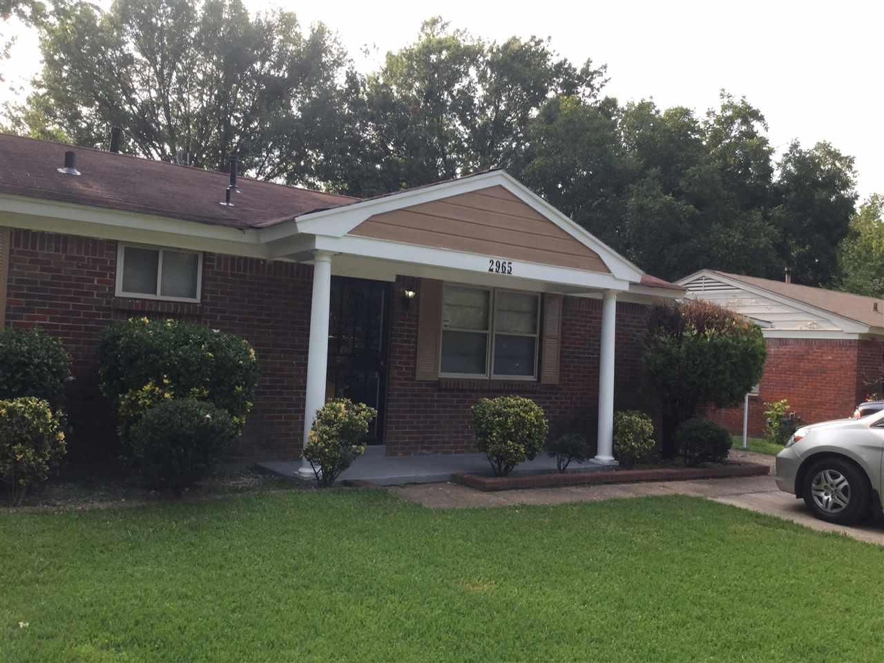 2965 Dearing Memphis, TN 38118 - MLS #: 10009062