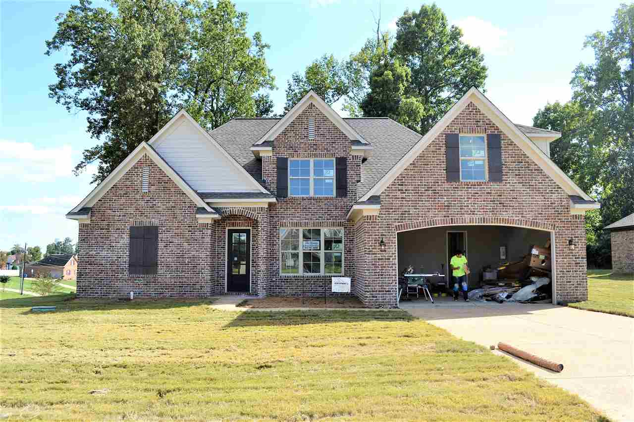 21 Ellen Atoka, TN 38004 - MLS #: 10009112