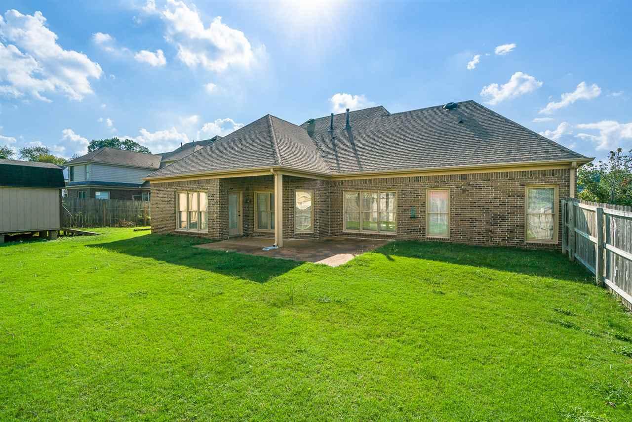 4518 S Griffin Stone Bartlett, TN 38002 - MLS #: 10009815