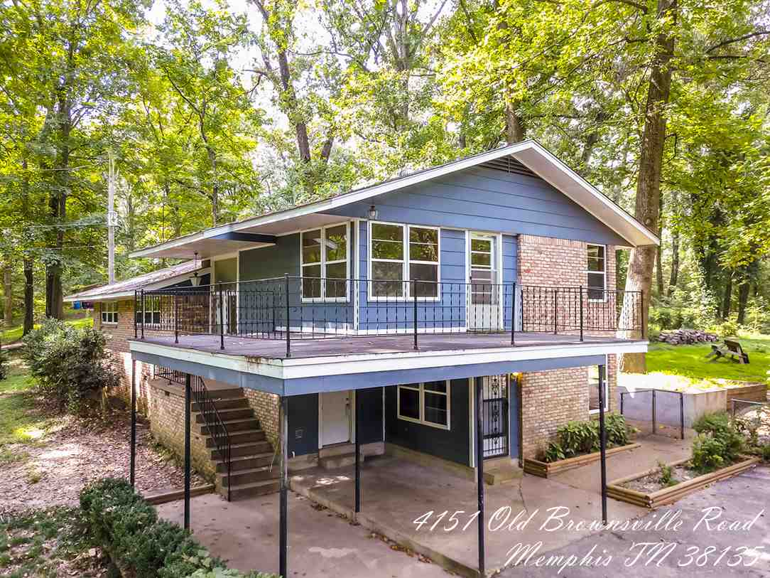 4151 Old Brownsville Memphis, TN 38135 - MLS #: 10009945