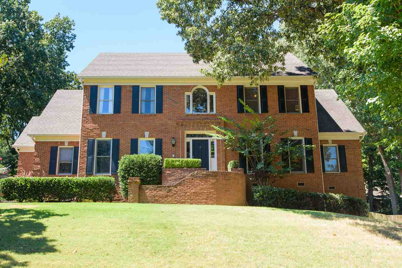 2821 Oakleigh Germantown, TN 38138 - MLS #: 10010002