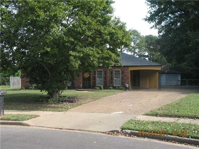 2854 Phyllis Memphis, TN 38118 - MLS #: 10010144