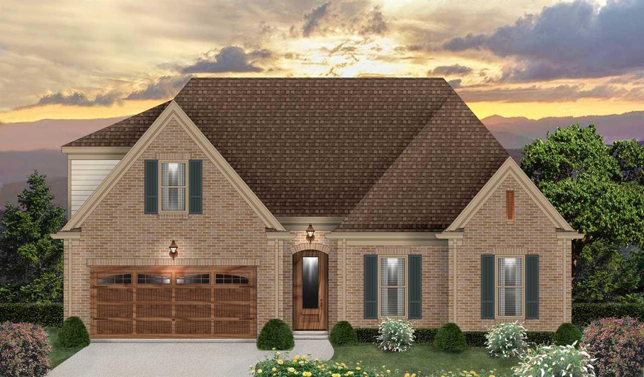 9696 Woodland Brook Cordova, TN 38018 - MLS #: 10010982