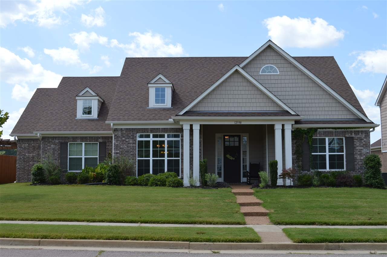 12598 Bonsai Bend Arlington, TN 38002 - MLS #: 10011242