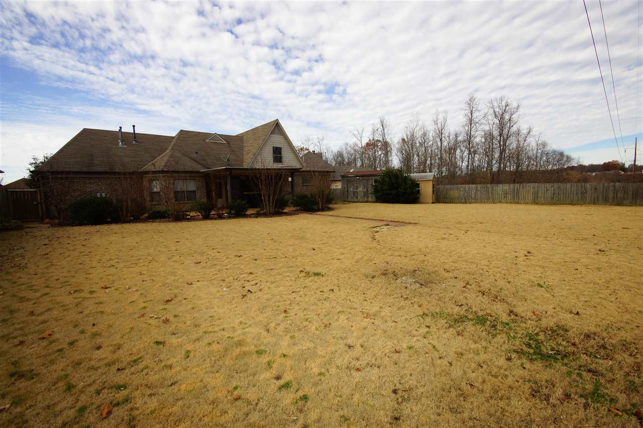 445 Whispering Creek Oakland, TN 38060 - MLS #: 10011385