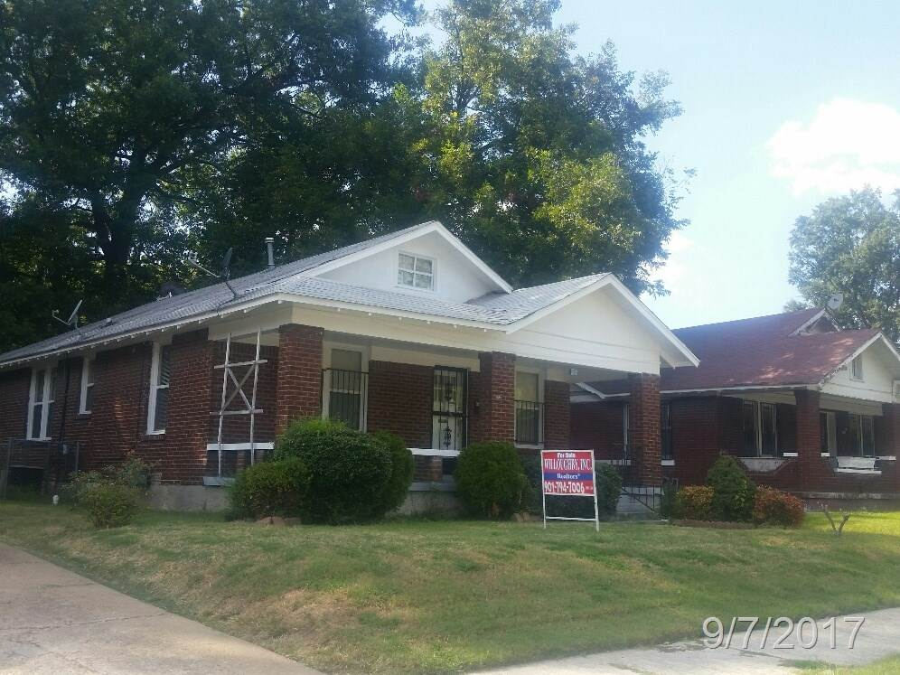 839 Garland Memphis, TN 38107 - MLS #: 10011482