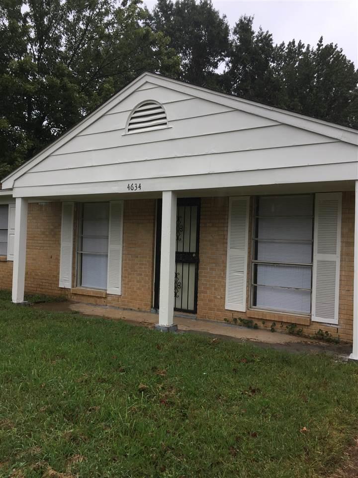 4634 Sugar Creek Memphis, TN 38118 - MLS #: 10011491
