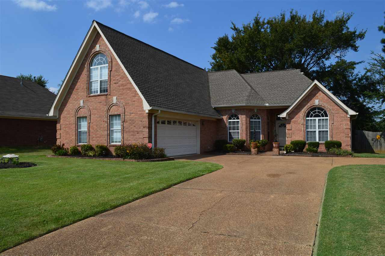 6374 Needle Ridge Bartlett, TN 38135 - MLS #: 10011552