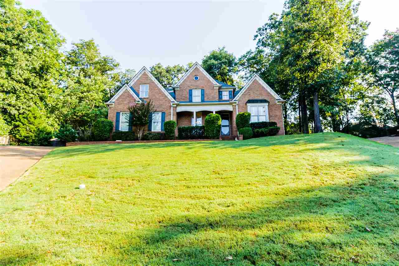 1671 Saddle Hill Memphis, TN 38016 - MLS #: 10011585