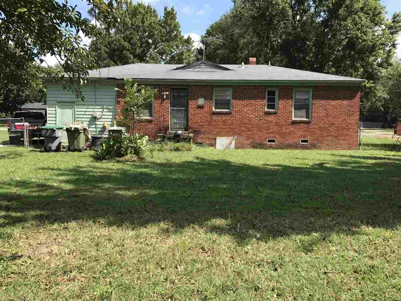 4987 Stacey Memphis, TN 38109 - MLS #: 10011901