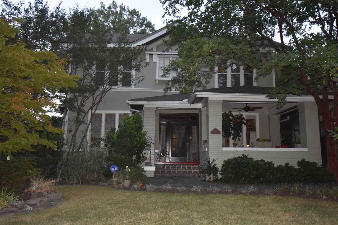 1618 Galloway Memphis, TN 38112 - MLS #: 10012430