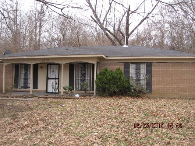 5209 Braden Memphis, TN 38127 - MLS #: 10012890