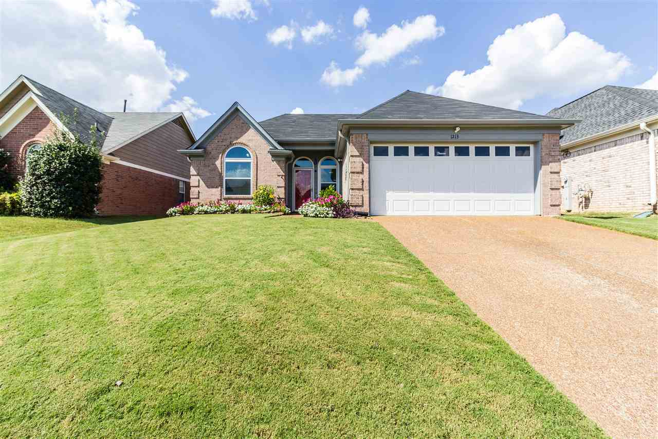 1213 Breezy Valley Cordova, TN 38018 - MLS #: 10012932