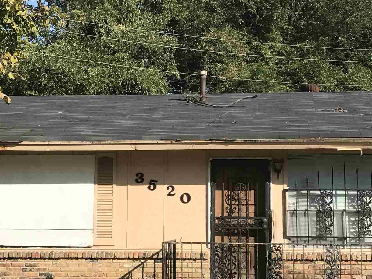 3520 Pueblo Memphis, TN 38127 - MLS #: 10013105