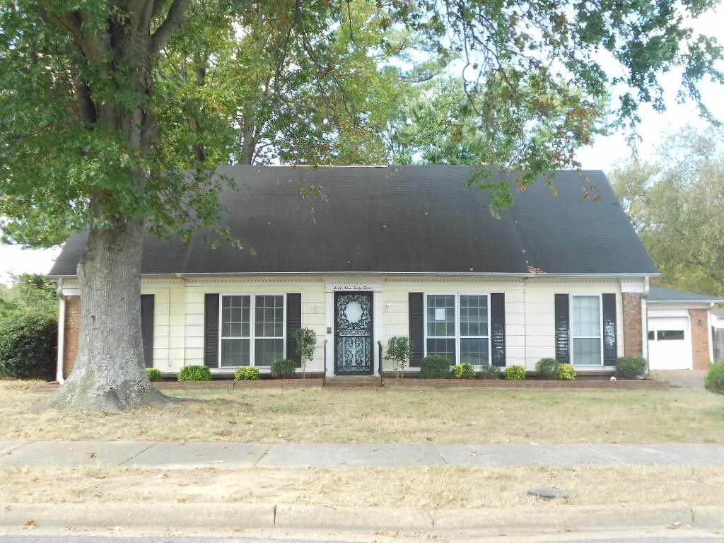 4943 Sagewood Memphis, TN 38116 - MLS #: 10013190