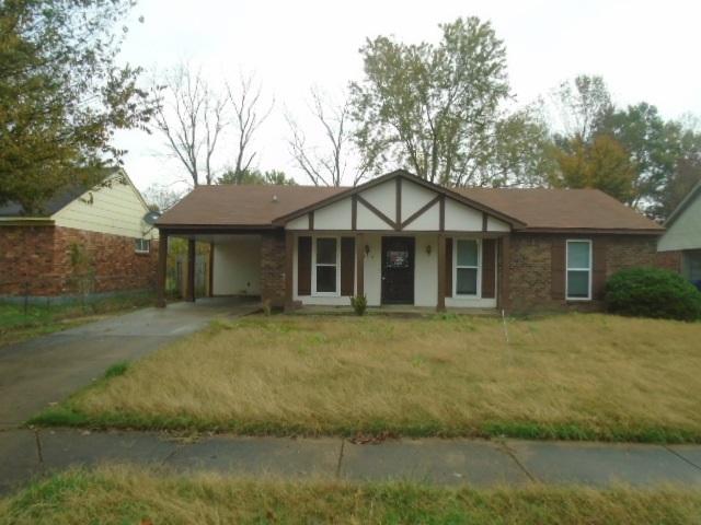 5316 Plover Memphis, TN 38127 - MLS #: 10015011