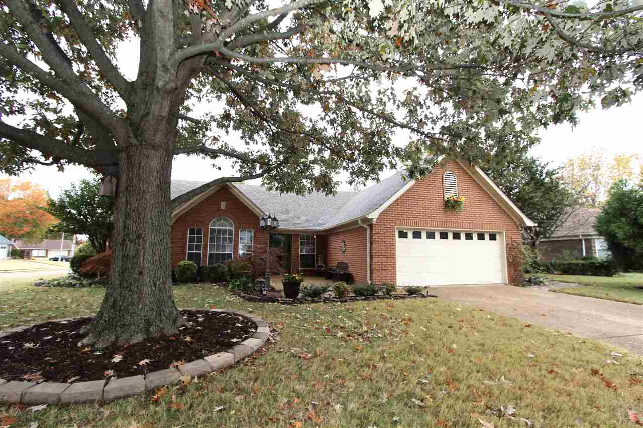 6630 Millgrove Park Bartlett, TN 38135 - MLS #: 10015035
