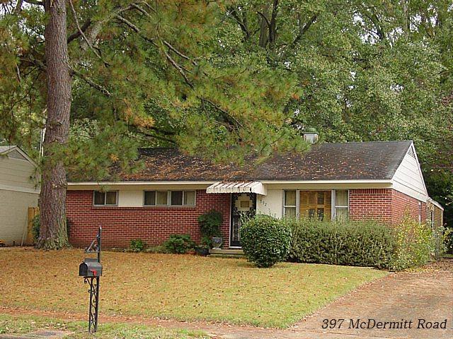 397 Mcdermitt Memphis, TN 38120 - MLS #: 10015133
