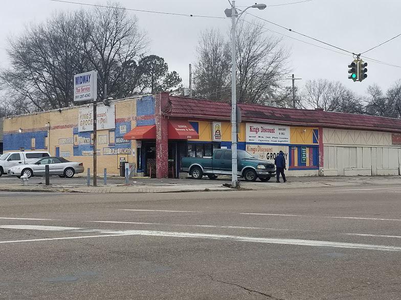 1693 Jackson Memphis, TN 38107 - MLS #: 10019704