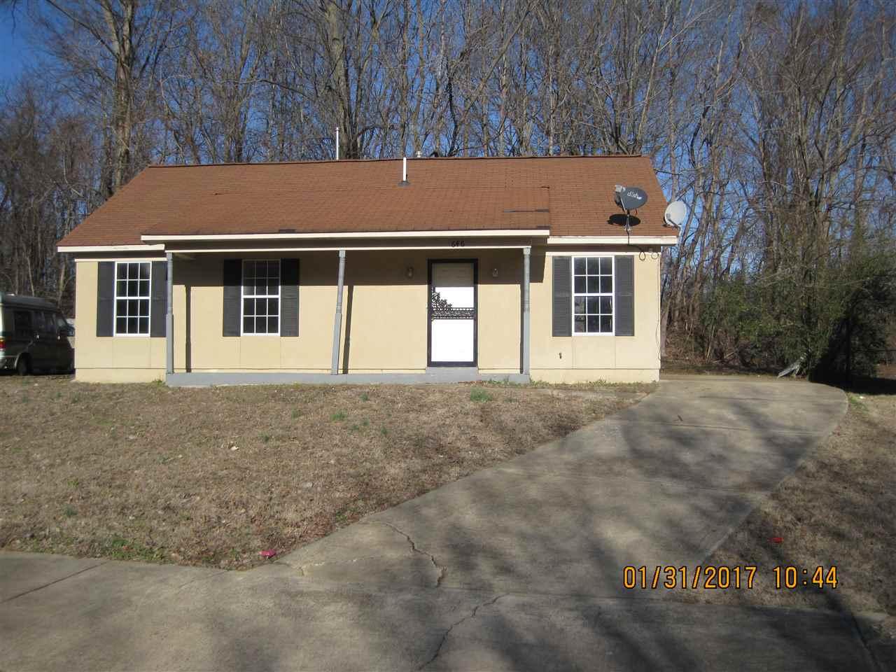 646 Creekstone Memphis, TN 38127 - MLS #: 10019961