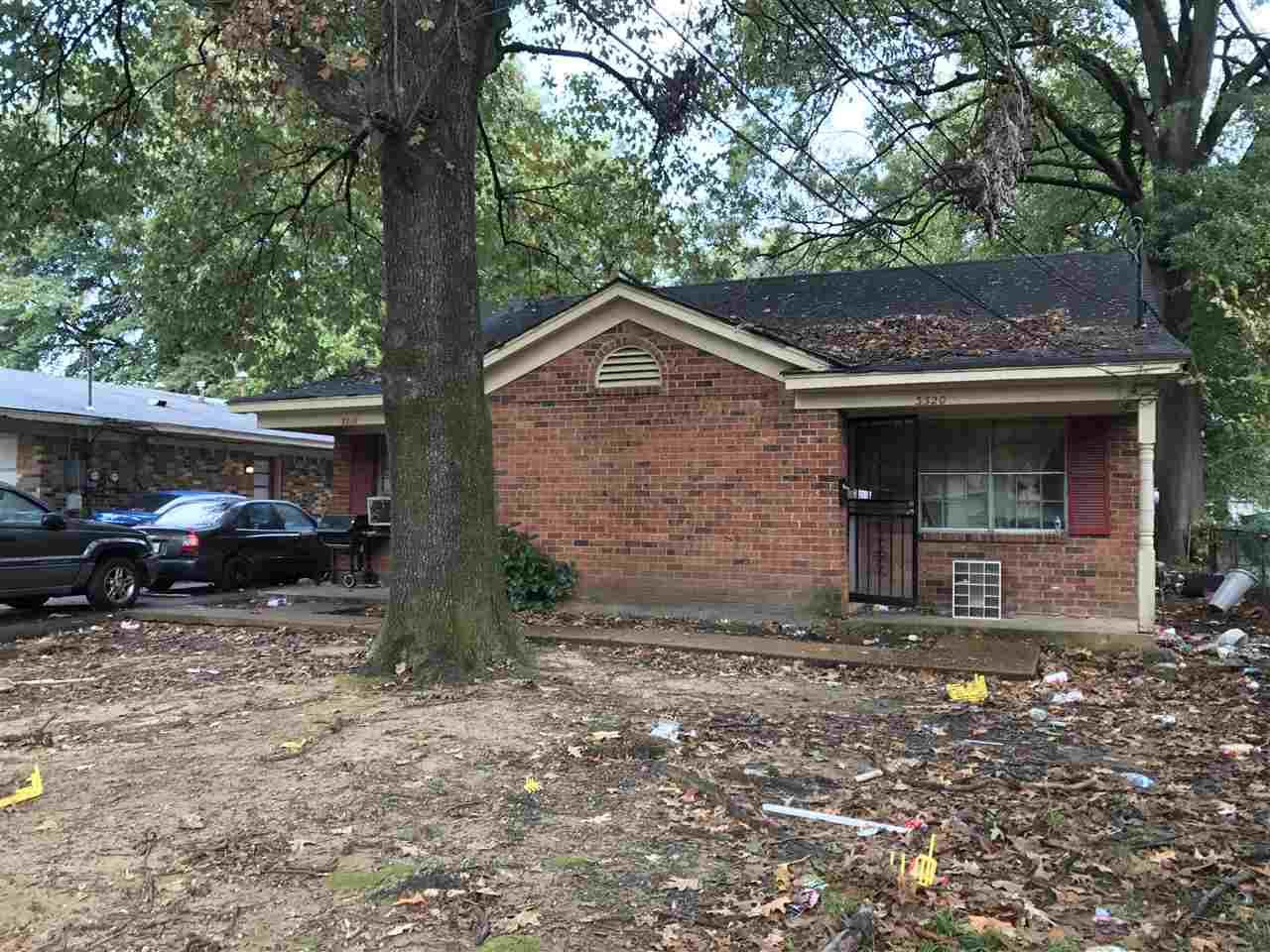 3318 Powell Memphis, TN 38122 - MLS #: 10020406