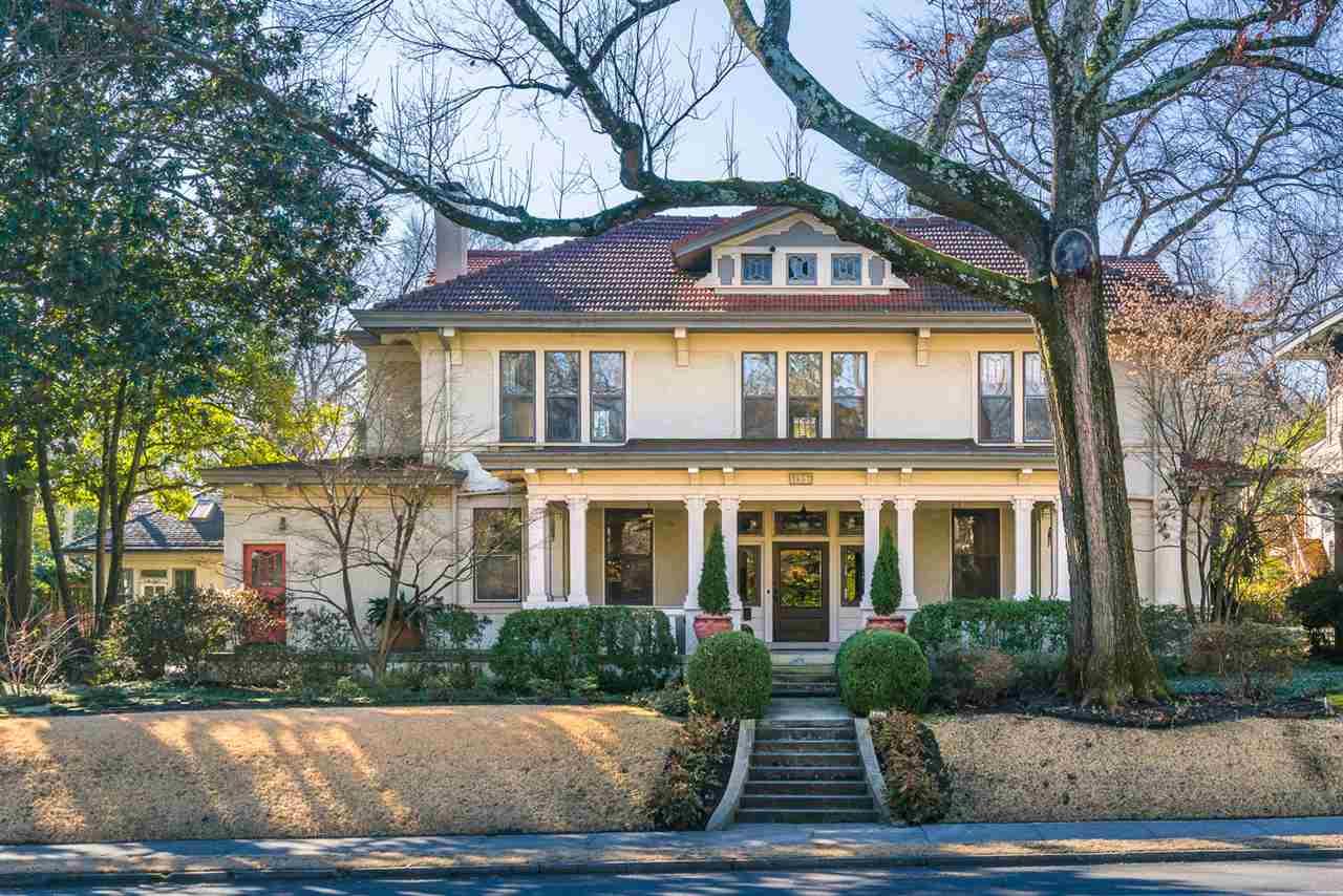 1657 Peabody Memphis, TN 38104 - MLS #: 10020534