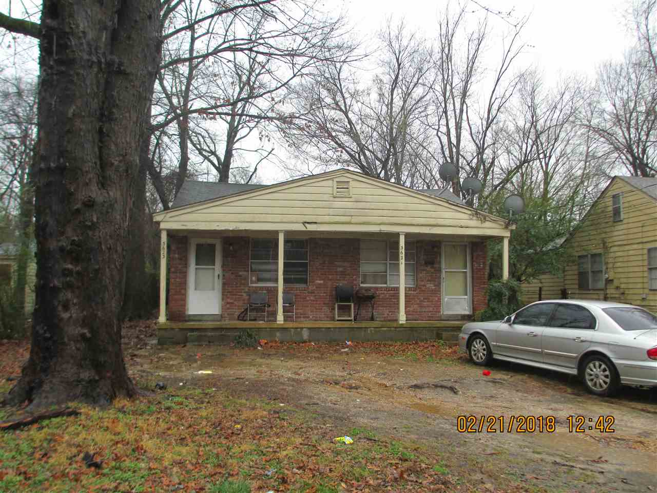 3621 Allandale Memphis, TN 38111 - MLS #: 10020662