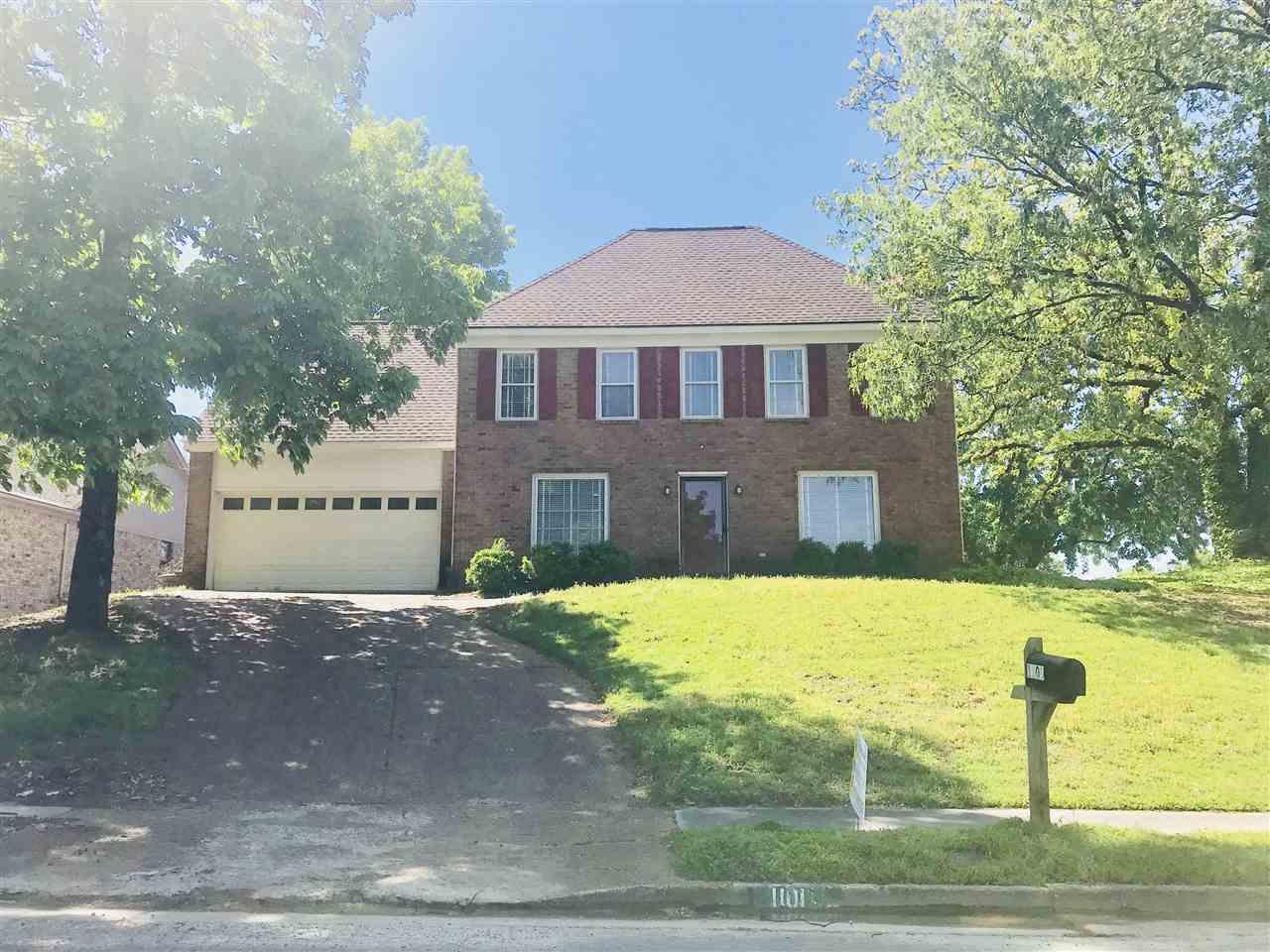 1101 Dove Hollow Memphis, TN 38018 - MLS #: 10026512