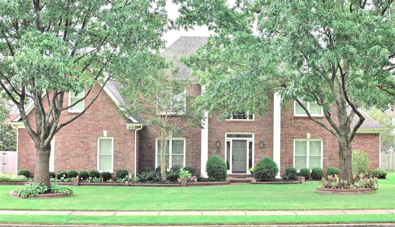 619 Fort Sumpter Collierville, TN 38017 - MLS #: 10026837