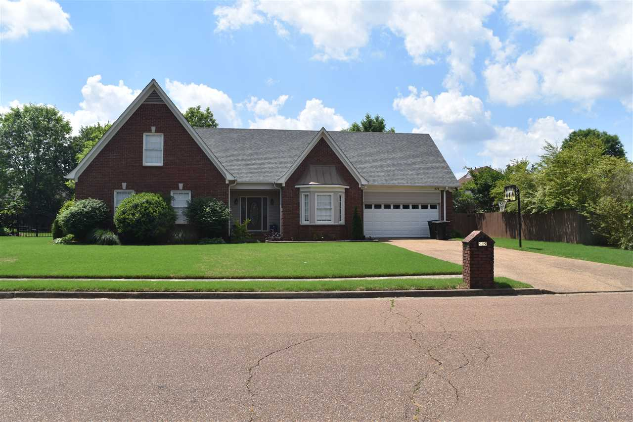 539 Tara Oaks Collierville, TN 38017 - MLS #: 10027100