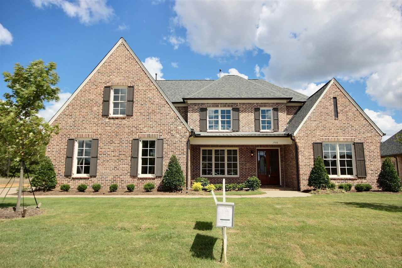1548 Painted Horse Collierville, TN 38017 - MLS #: 10027227