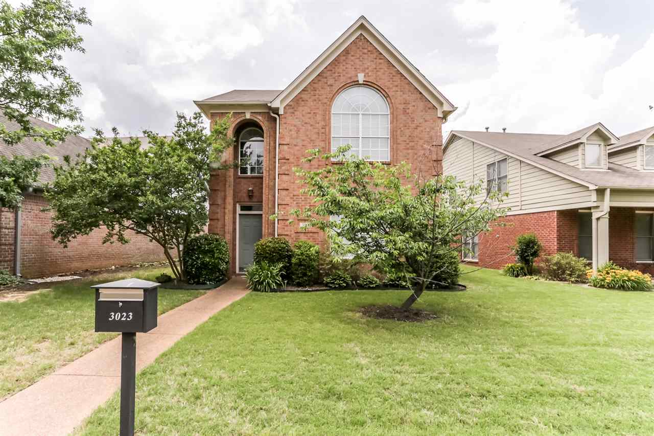 Property for sale at 3023 Ole Bartlett Ct, Bartlett,  TN 38134