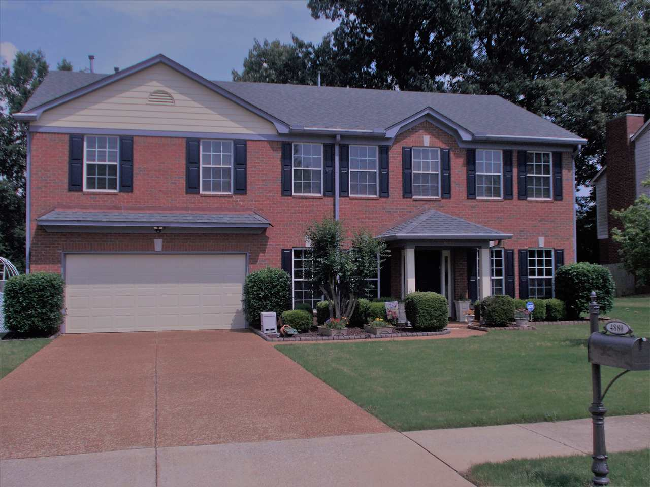 4880 Duck River Bartlett, TN 38135 - MLS #: 10027676