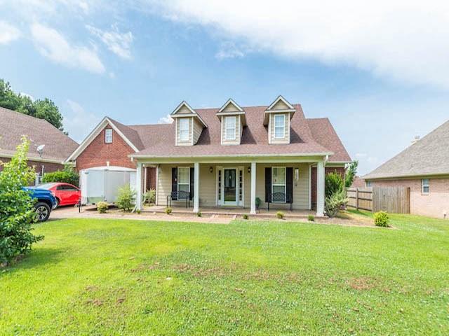 6376 Gardener Bartlett, TN 38135 - MLS #: 10029172