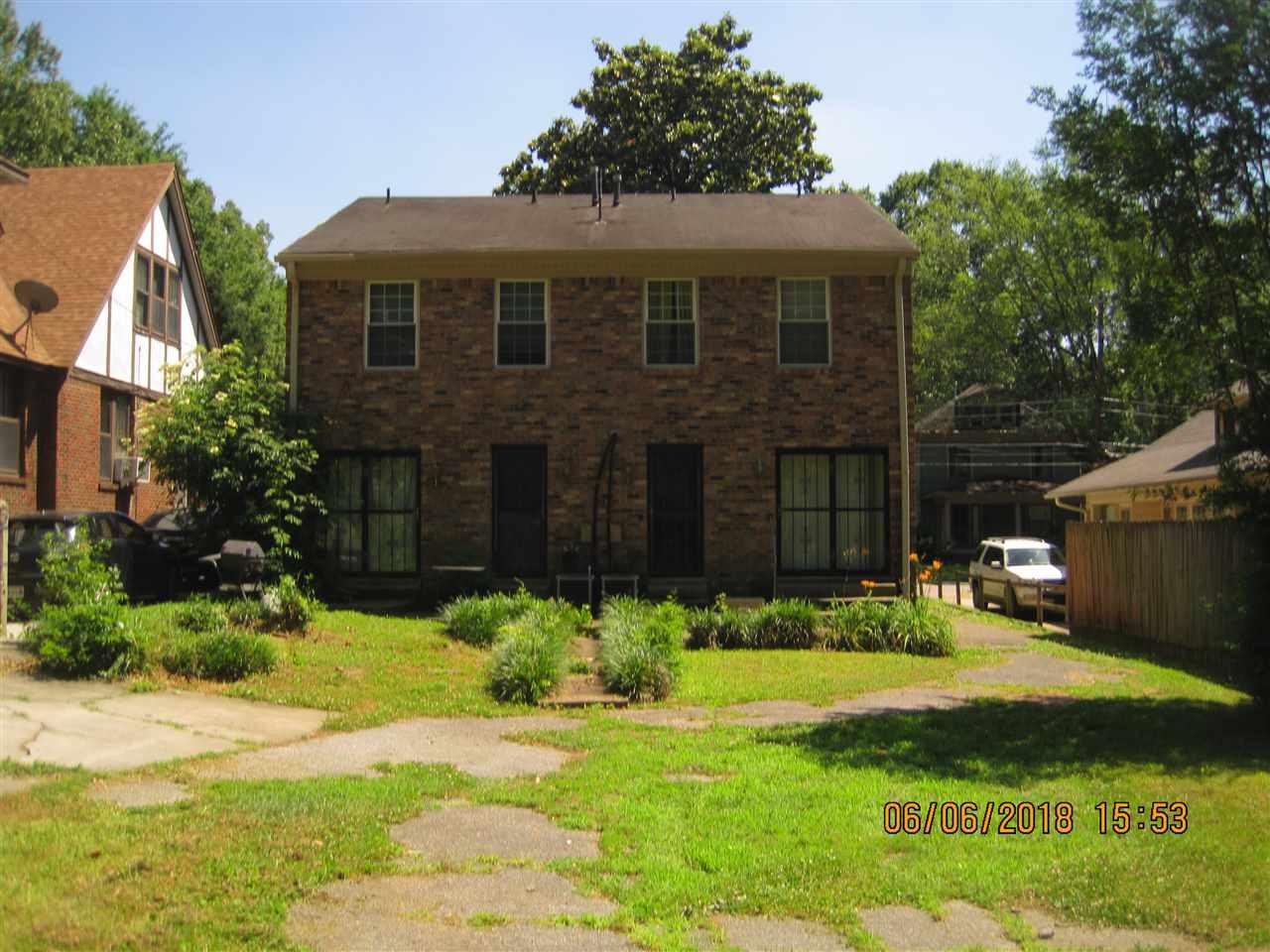 2050 Harbert Memphis, TN 38104 - MLS #: 10029292