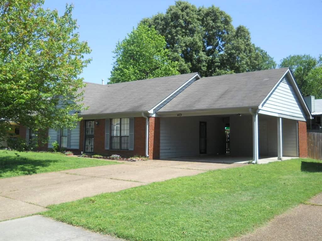 3748 Schanna Memphis, TN 38135 - MLS #: 10029296