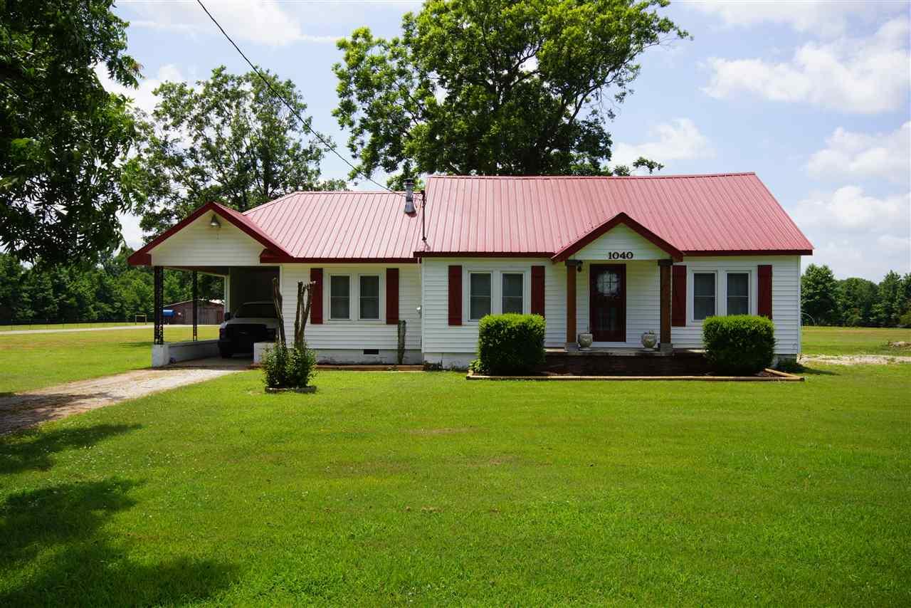 1040 Mt Moriah Somerville, TN 38075 - MLS #: 10029319