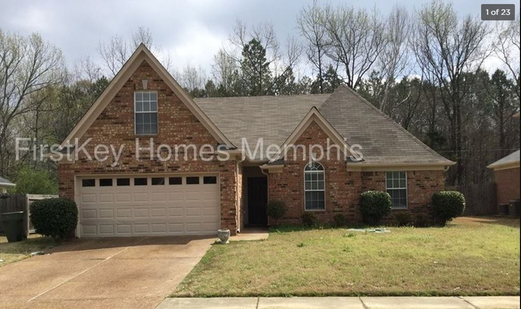 1390 Beaver Trail Memphis, TN 38016 - MLS #: 10031579