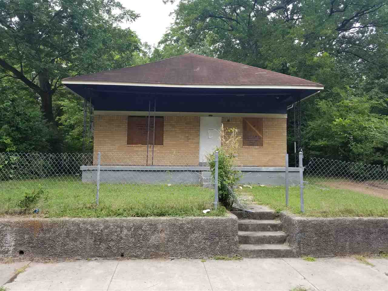 Property for sale at 919 Kney St, Memphis,  TN 38107