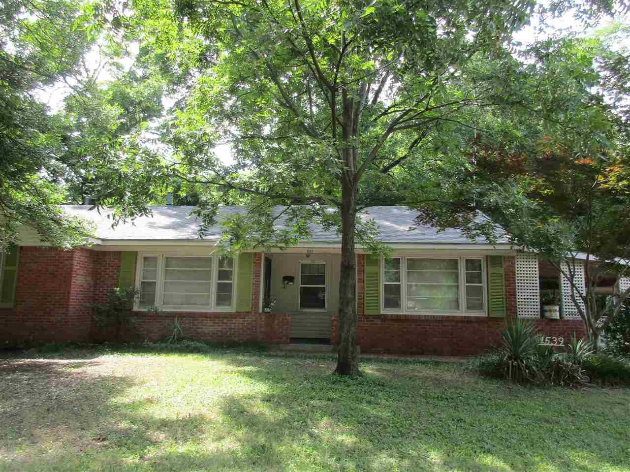 Property for sale at 1539 S Perkins Rd, Memphis,  TN 38117