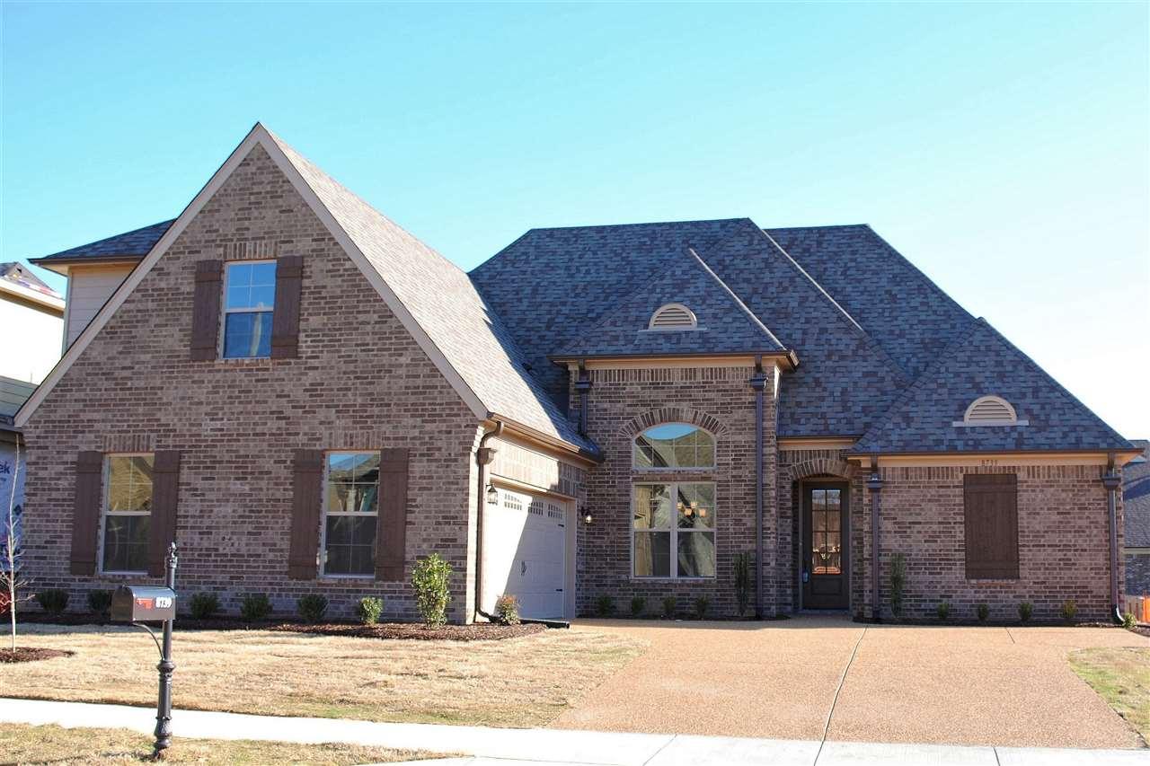 7591 Wickett Memphis, TN 38125 - MLS #: 9963100