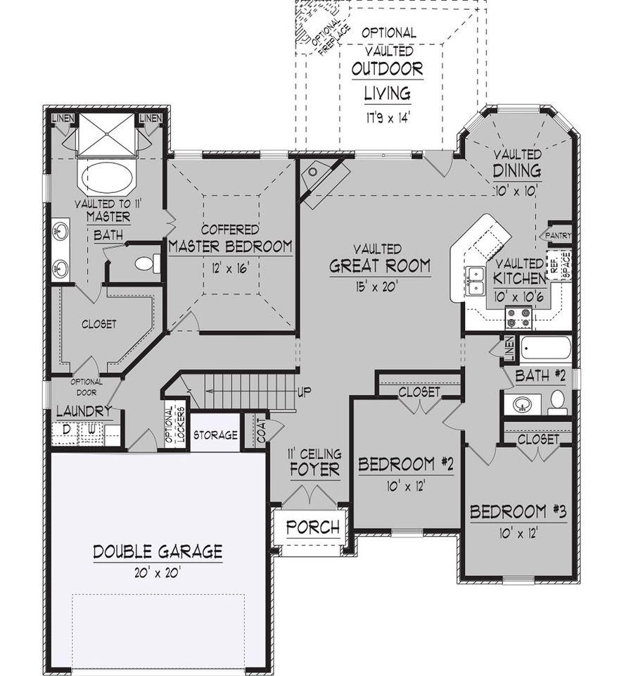 10420 Parker Olive Branch, MS 38654 - MLS #: 9963137