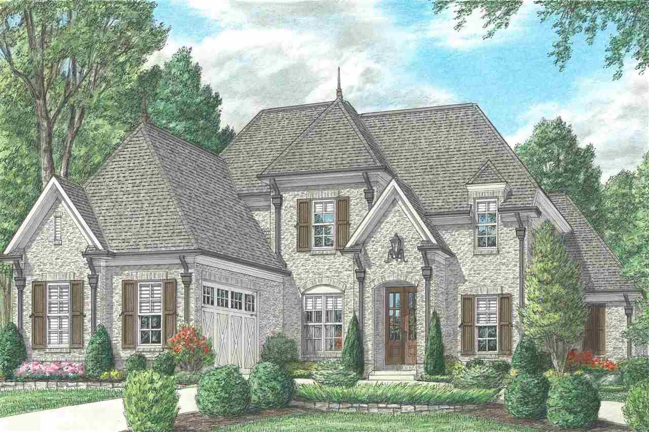 Homes for sale in southaven ms for Ms home builders