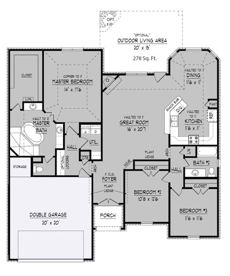 6232 Rosemark Olive Branch, MS 38654 - MLS #: 9963182