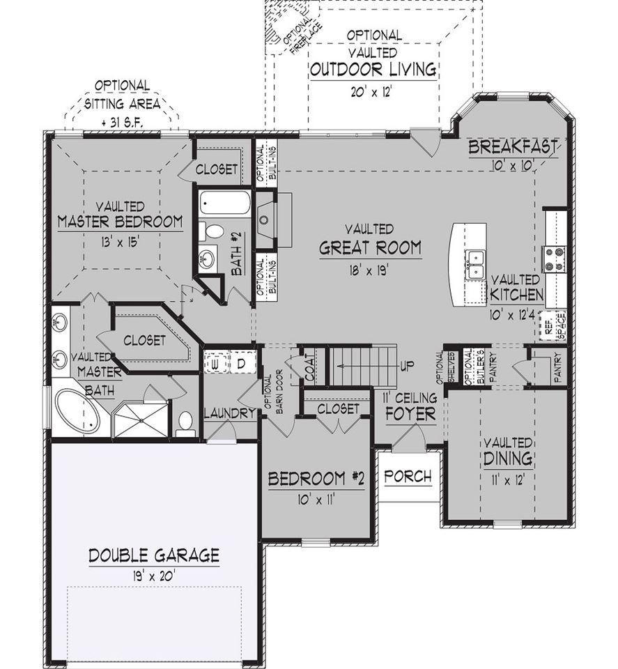 8901 Lezlarken Olive Branch, MS 38654 - MLS #: 9968713