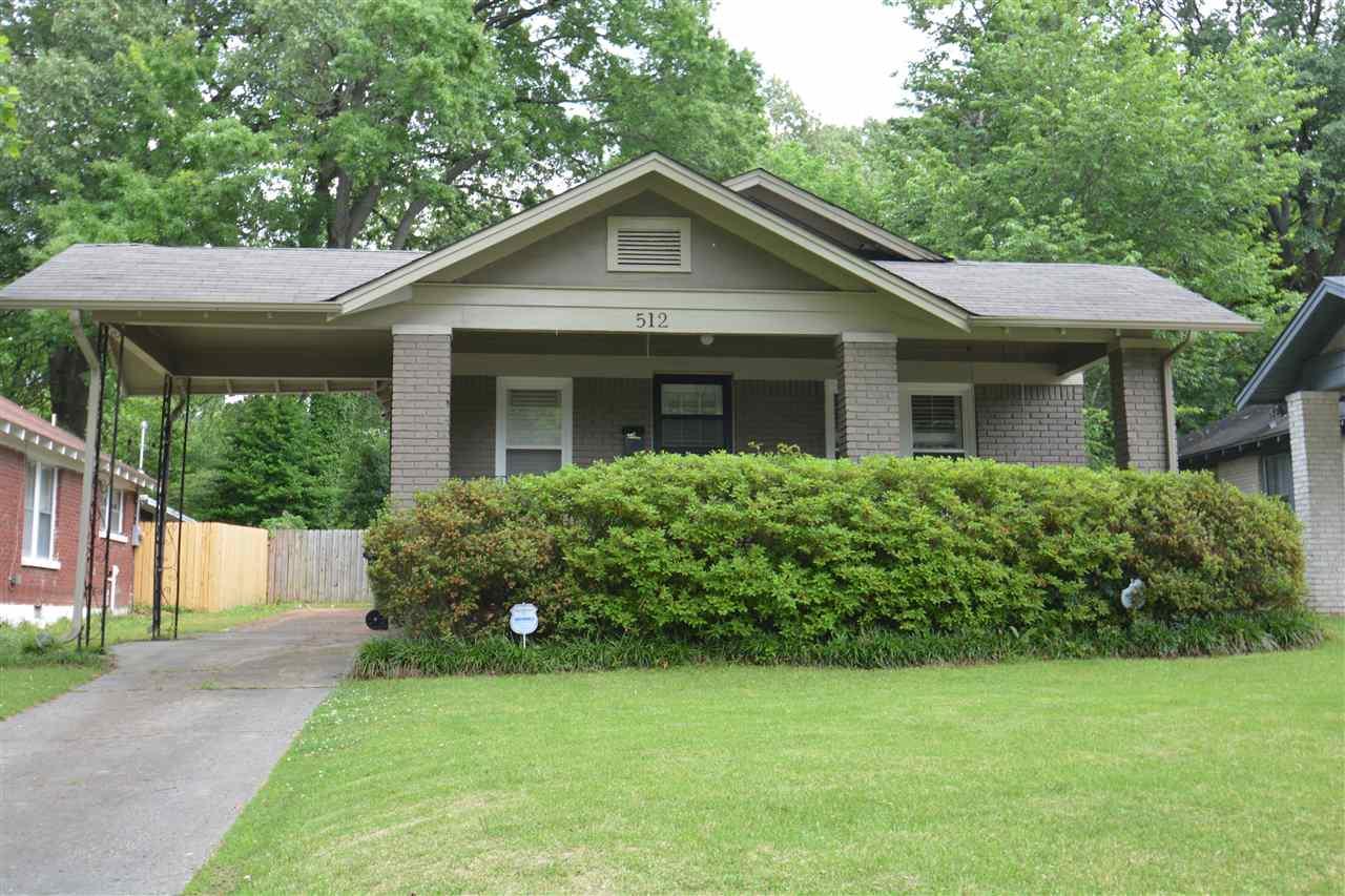512 ALEXANDER DR, Memphis, TN 38111